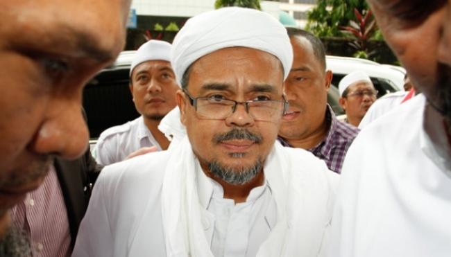 Usai Diperiksa di Arab Saudi, Habib Rizieq Mengakui 'Chat