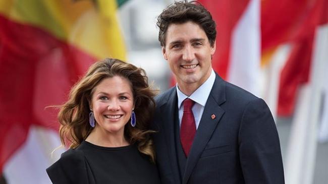 Image result for istri pm kanada