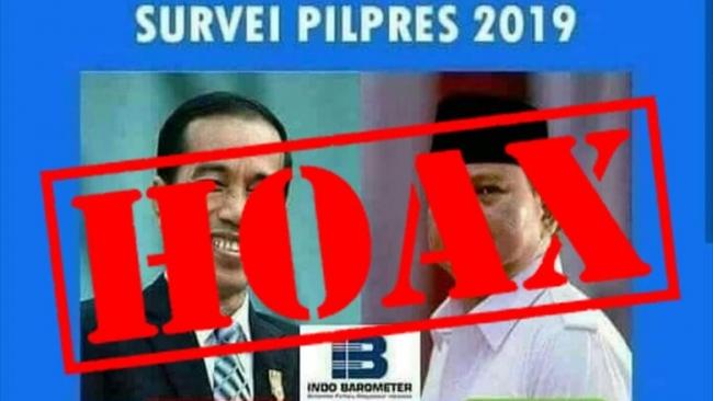 Heboh di Medsos, Indo Barometer Tegaskan Meme Prabowo Menang Survei HOAX!